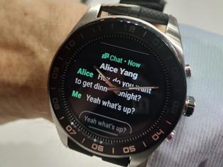 LG's Watch W7 tampak seperti jam tangan pintar paling dahsyat tahun ini