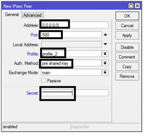 Update RouterOS mengubah cara mengkonfigurasi Mikrotik IPSEC L2TP VPN