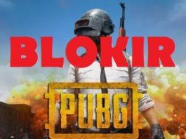 blokir pubg online