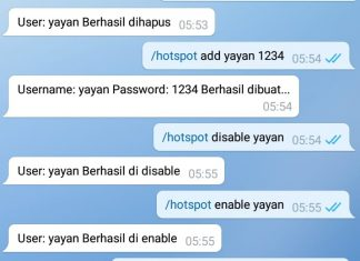 bot telegram user hotspot