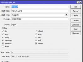script mikrotik scheduler
