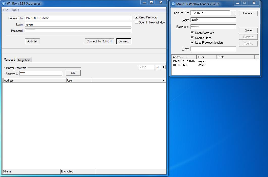 Download Winbox Terbaru dan Semua Versi